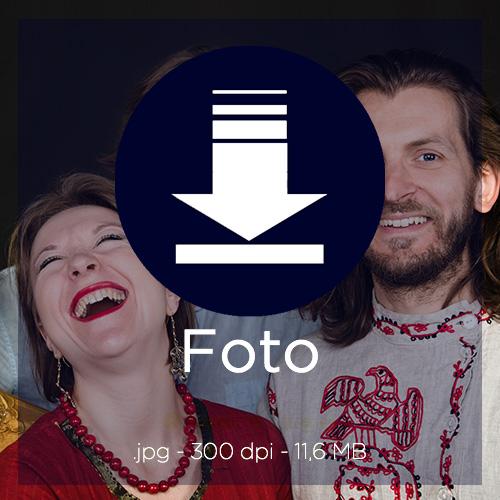 Pressefoto 3 zum Download von East Drive & Tamara Lukasheva © Nadine Targiel